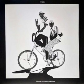 "SPLIT 12""EP ADAM EMIL / SLIM HUSTLA"