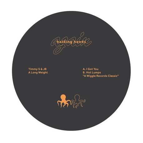 """TIMMY S & JB : 12""""EP  A Long Weight (A Wiggle Records Classic)"""