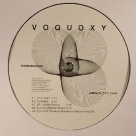 "TORIMIMASATAKA : 12""EP Voquoxy"