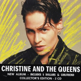 CHRISTINE AND THE QUEENS : CDx2 Chris (GB)