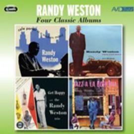 WESTON Randy : CDx2 Four Classic Albums