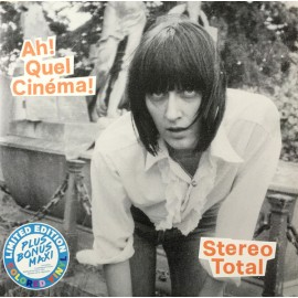 "STEREO TOTAL : LP+12""EP Ah! Quel Cinema!"