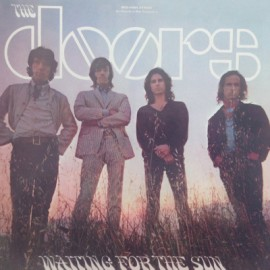 DOORS (the) : LP Waiting For The Sun (2013)