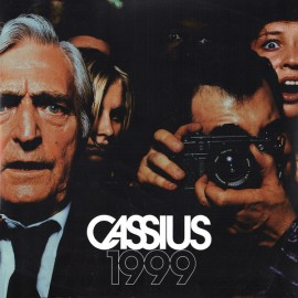 CASSIUS : LPx2+CD 1999