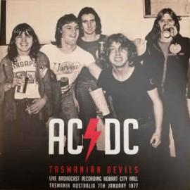 AC/DC : LPx2 Live 1977 -: Tasmanian Devils