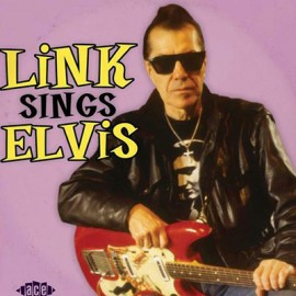 "LINK WRAY : 10""LP Link Sings Elvis"