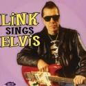 """LINK WRAY : 10""""LP Link Sings Elvis"""