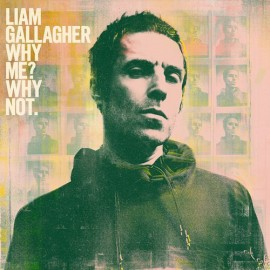 GALLAGHER Liam : LP Why Me? Why Not.