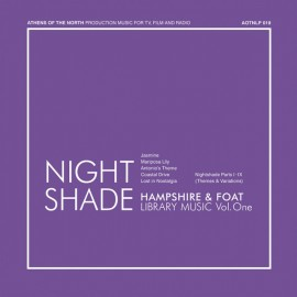 HAMPSHIRE Warren / GREG FOAT : LP Nightshade