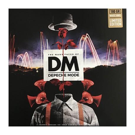 DEPECHE MODE : LPx2 The Many Faces Of Depeche Mode