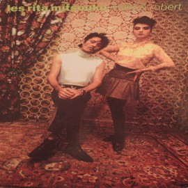 RITA MITSOUKO : LP+CD Marc & Robert