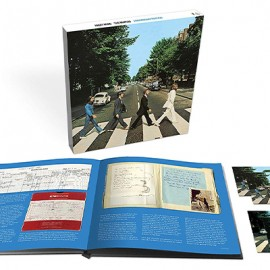 BEATLES (the) : LPx3 Abbey Road (2019)