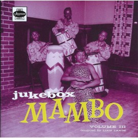 VARIOUS : CD Jukebox Mambo Vol. III
