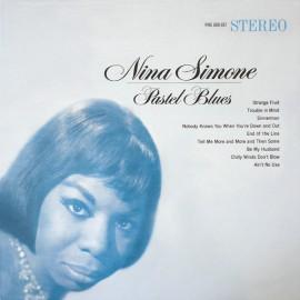 SIMONE Nina : LP Pastel Blues