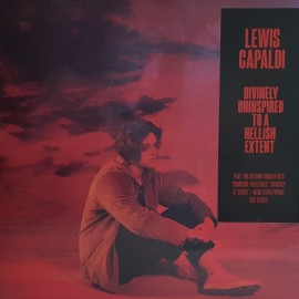 CAPALDI Lewis : LP Divinely Uninspired To A Hellish Extent