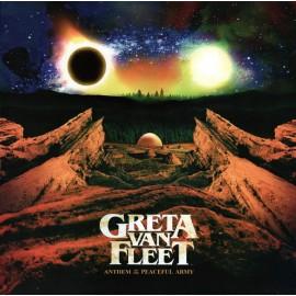 GRETA VAN FLEET : LP Anthem Of The Peaceful Army