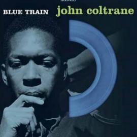 COLTRANE John : LP Blue Train (blue)