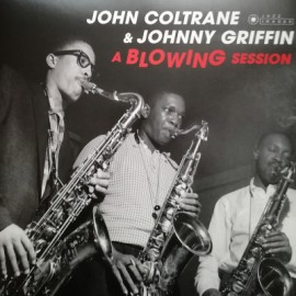 COLTRANE John / GRIFFIN Johnny : LP A Blowing Session