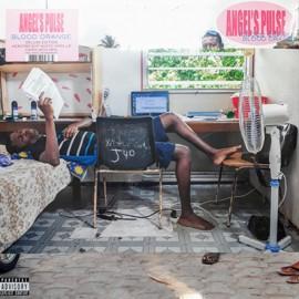BLOOD ORANGE : LP Angel's Pulse (white)