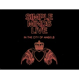 SIMPLE MINDS : CDx4 Live In The City Of Angels