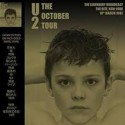 U2 : LP The October Tour - The Ritz New York 18th March 1982