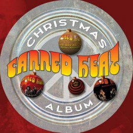 CANNED HEAT : LP Canned Heat Christmas Album