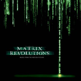 DAVIS Don : LPx2 The Matrix Revolutions Music From the Motion Picture