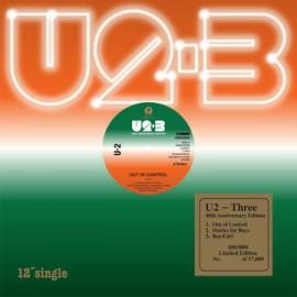 "U2 : 12""EP Three"