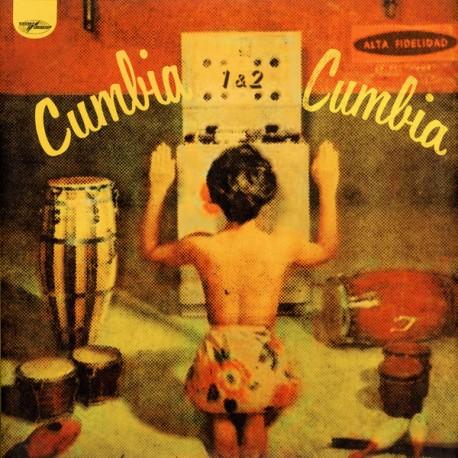 VARIOUS : LPx2 Cumbia Cumbia 1 & 2