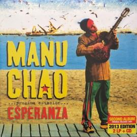 MANU CHAO : LPx2+CD ...Próxima Estación... Esperanza