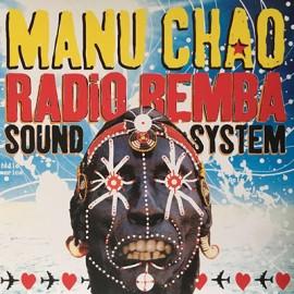 MANU CHAO : LPx2+CD Radio Bemba Sound System