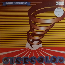 STEREOLAB : LPx2 Emperor Tomato Ketchup (clear)