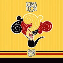 "KINGS OF LEON : 12"" Day Old Belgian Blues"
