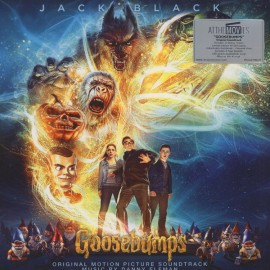 ELFMAN Danny : LPx2 Goosebumps : Original Motion Picture Soundtrack