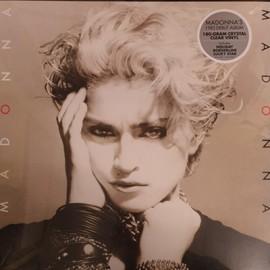 MADONNA : LP Madonna (clear)