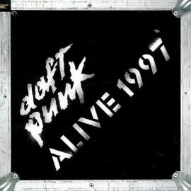 DAFT PUNK : LP Alive 1997