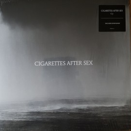 CIGARETTES AFTER SEX : LP Cry