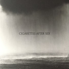 CIGARETTES AFTER SEX : LP Cry (clear)