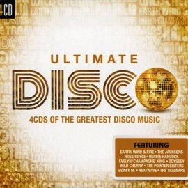 VARIOUS : CDx4 Ultimate Disco