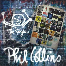 COLLINS Phil : CDx2 The Singles