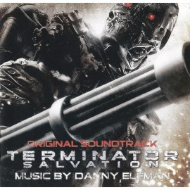 ELFMAN Danny : CD Terminator Salvation