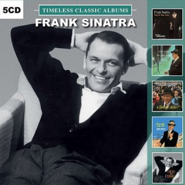 FRANK SINATRA : CDx5 Timeless Classic Albums