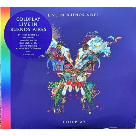 COLDPLAY : CDx2 Live In Buenos Aires