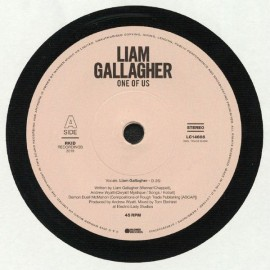 GALLAGHER Liam : One Of Us