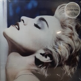MADONNA : LP True Blue (clear)