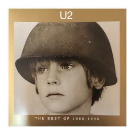 U2 : LPx2 The Best Of 1980-1990
