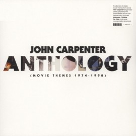CARPENTER John : LP Anthology (Movie Themes 1974-1998)
