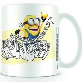 MINIONS MUG : Lunch Mug