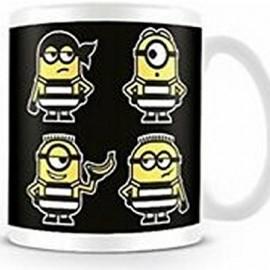 MINIONS MUG : Minion Life Quad Mug