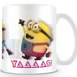 MINIONS MUG : Yaaaas Mug